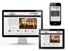 Sitio web responsive para Restaurante Los Manueles (Granada) www.losmanueles.es