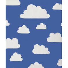 Kangas,+Pilvet+sininen