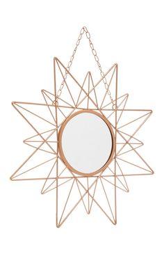 Wall Star Mirror