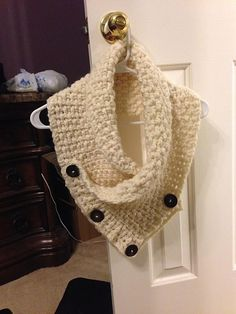 Ravelry: Project Gallery for Lattice Crochet Neck Warmer pattern by Alicia Robichaud