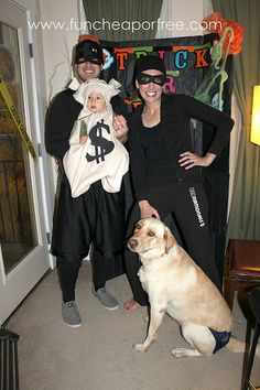 cute family costume