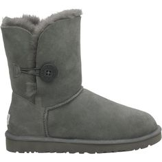 5803 Bailey Button Ugg Boots ~ Grey Check our selection UGG articles in our shop! Ugg Snow Boots, Ugg Boots Sale, Ugg Winter Boots, Ugg Classic Mini, Uggs For Cheap, Ugg Bailey Button, Fashion Bags, Milan Fashion, Teen Fashion