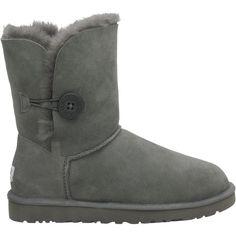 5803 Bailey Button Ugg Boots ~ Grey