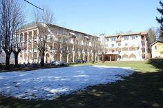 Ameno Fraz. Vacciago: Hotel / Klinik, Altersresidenz mit herrlichem Panoramablick auf den Ortasee