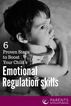 Learn the research backed steps to improve your child's emotional regulation skills. The truth is, as parents we've been going about it all wrong. These parenting techniques are guaranteed to decrease meltdowns and tantrums, and empower children with th Emotional Regulation, Self Regulation, Emotional Development, Anxiety And Anger, Adhd Children, Adhd Signs, Emotional Child, Parenting Classes, Libros