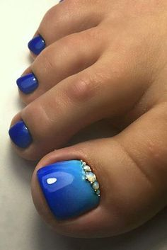 Beautiful Toe Nail Designs picture 5