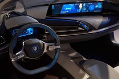 BMW iVision at CES 2016