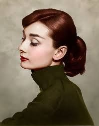 Image result for audrey hepburn color