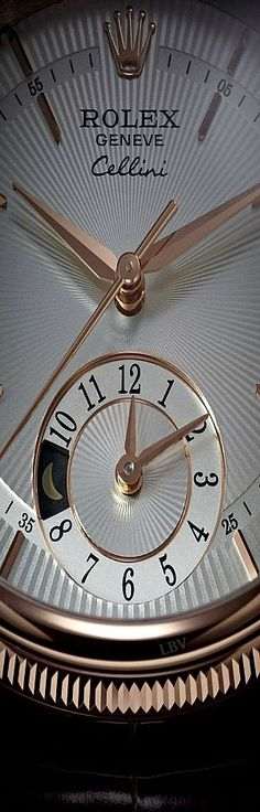 The Rolex ♥✤Experience in Details