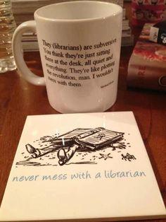 Librarian love