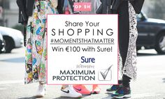 Opsh X Sure: Share Your Christmas Shopping Stories To Win!  http://blog.opsh.com/opsh-x-sure-share-your-christmas-shopping-stories-to-win/
