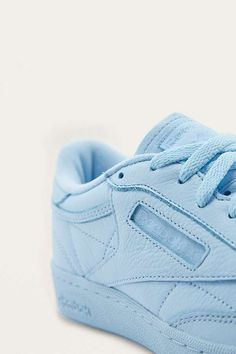 db1d5f762e3750 Reebok Club C 85 ELM Fresh Blue Trainers