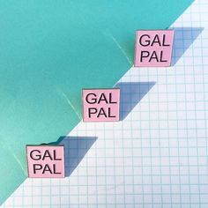 #Repost @workinggirlsco  Gal Pal pins are back in stock!  Link in bio. #pingame    (Posted by https://bbllowwnn.com/) Tap the photo for purchase info. Follow @bbllowwnn on Instagram for more great pins!