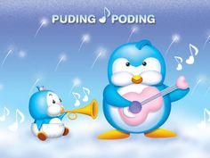 Best Collection of Cute Cartoon Wallpapers