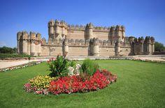 Castillo de Coca -Spain.