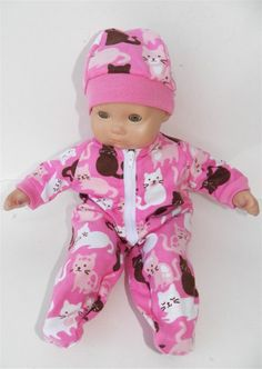 American Girl 15 inch Bitty Baby Doll by adorabledolldesigns, $14.80