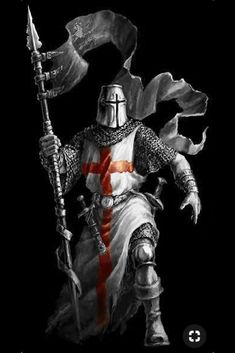Discover Knight Templar Warrior Sweatshirt from Knights Templar Men's Clothing, a custom product made just for you by Teespring. - Beautiful and quality Knight Templar. Medieval Knight, Medieval Fantasy, Templar Knight Tattoo, Experience Quotes, Crusader Knight, Christian Warrior, Armadura Medieval, Art Of Manliness, Armor Of God