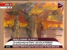 2011 - A Caminhada do Medo - Exposição de Graça Morais