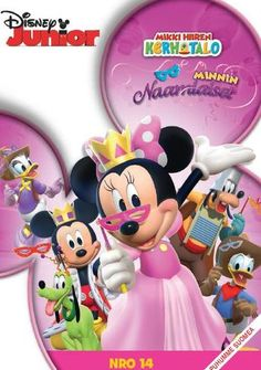 Mikki Hiiren Kerhotalo: Minnin Naamiaiset dvd 4,95 Mickey Mouse Clubhouse, Mickey Minnie Mouse, Movies To Watch Online, Watch Movies, Mystery Thriller, Masquerade, Mousse, Robin, Disney Characters