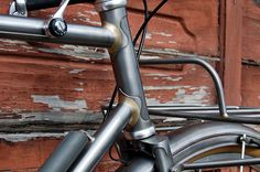 Mitch Pryor's MAP BICYCLES DISC-VILLE