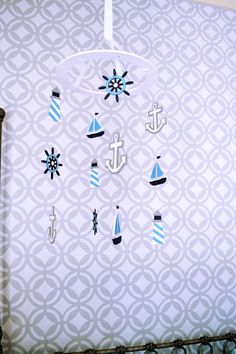 Nautical Mobile - #nursery