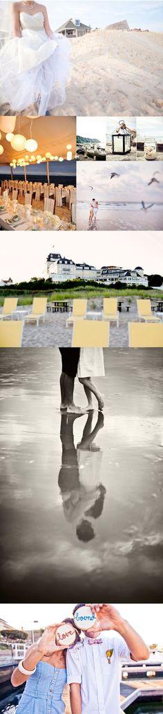 4 Adorable Beach Wedding Photo Ideas