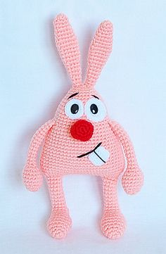 Ravelry: Project Gallery for Bunny Caprice pattern by Kristi Randmaa
