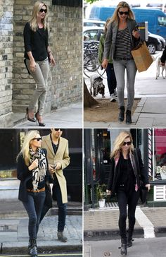 Estilo Kate Moss, Nostalgia, Kate Moss Style, Collage Vintage, Business Casual Outfits, Street Style Looks, Winter Clothes, Style Icons, Attitude