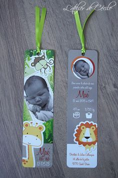 bookmark to make pictures of family, grandchildren etc. My Bookmarks, How To Make Bookmarks, Crafts To Make, Fun Crafts, Ideas Bautizo, Faire Part Invitation, Diy Bebe, Make Pictures, Baptism Invitations