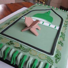 Image result for prayer mat cake
