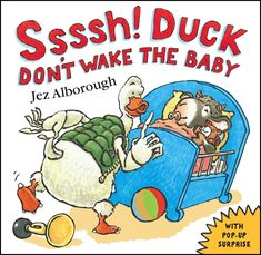 JezAlborough.com - Duck's Home Page Popular Series, Baby Goats, Toddler Books, Small Baby, Baby Kids, My Books