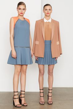 DKNY - I love the simplicity of this but know that the styles wouldn't work on me…!