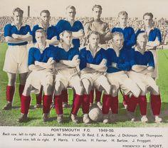 Portsmouth 1949-50