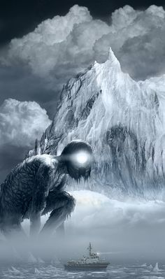 """When The Old Gods Return ~ moami """"This is the kind of art that you never forget…"""