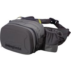 The Patagonia Stealth Hip Pack is a no-nonsense go-to for the minimalist fly fisher. This bag uses durable materials and thoughtful pocket placement to keep you on the water all day.