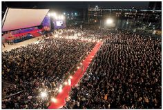 The Busan International Film Festival is the biggest and most important film festivals in all of Asia. Held every October, at the state-of-the-art Busan Cinema Center, this event attracts thousands of visitors from all over the world. The official website can be found at http://www.biff.kr/structure/eng/default.asp