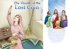 the parable of the lost coin | the-parable-of-the-lost-coin
