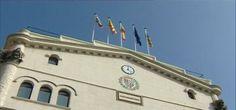 La bandera de España seguirá ondeando en Badalona en la Diada