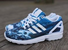 "#YOUSPORTY adidas Originals ZX Flux ""Ocean"" 
