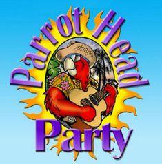 Sign . Parrot Head Party . Jimmy Buffett . varight.com