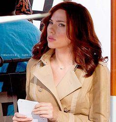 Scarlett Johansson en acción en nuevas imágenes de Capitán América 3 por http://www.elmulticine.com/