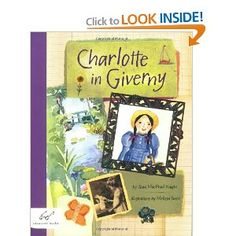 """""""Charlotte is bound for the famous artist colony in Giverney, France"""""""