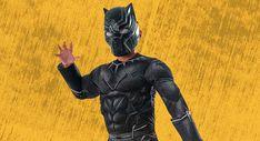 Hey Van Jones, Can My White Kid Dress Up As Black Panther for Halloween? African American Writers, Black Panther Costume, Van Jones, Kids Dress Up, Cultural Identity, Cool Masks, Boys Like, Superhero Movies, Black Kids