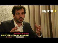 Le journal de BORIS VICTOR : MA FRANCE INSOUMISE - Bastien Lachaud (FI), depuis...