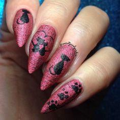 Cat Nail Designs