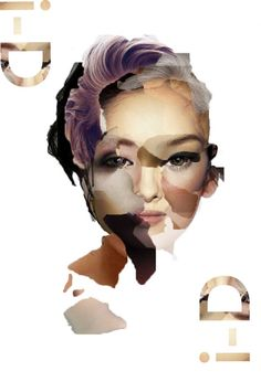 Illustration Finalist: Fern-Rebekah Bywater, Liverpool John Moores University, Diversity NOW! 2014 by All Walks