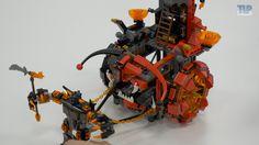Lego Nexo Knights (70316)  Le char maléfique de Jestro - Démo en français
