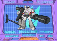Transformers - Megatron by JP-V.deviantart.com on @DeviantArt