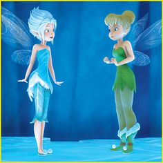 Periwinkle and Tinkerbell!!!!