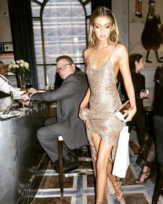 New Trending Celebrity Looks: stellamaxwell: Stella Maxwell in met gala stellamaxwell: Stella Maxwell in met gala Ball Dresses, Evening Dresses, Prom Dresses, Formal Dresses, Sparkly Dresses, Mode Ootd, Stella Maxwell, Glitz And Glam, Dress Me Up